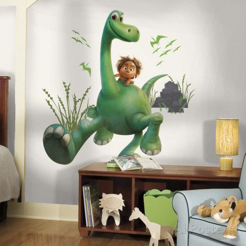Amazing Arlo The Good Dinosaur Muursticker