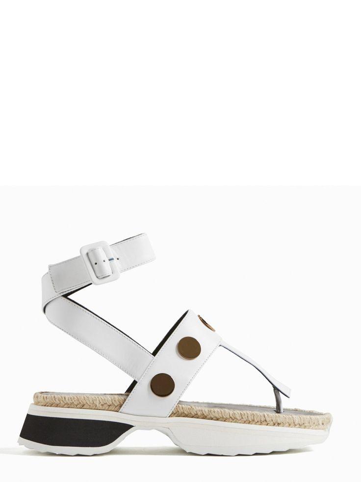 PIERRE HARDY PENNY SANDAL. #pierrehardy #shoes #