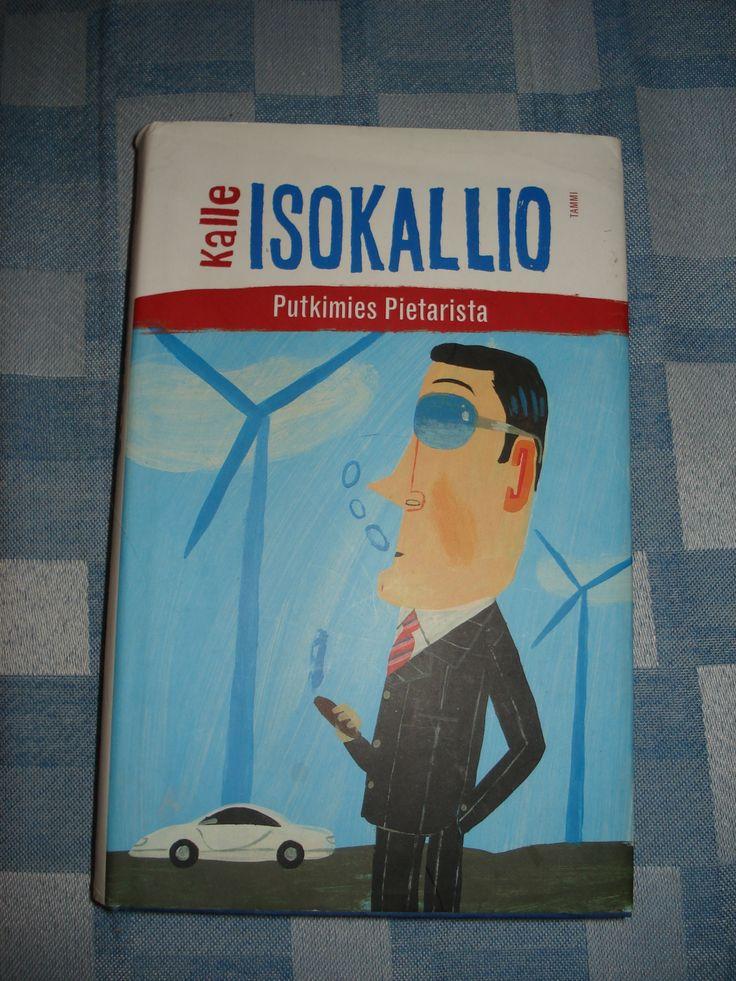 Kalle Isokallio Putkimies Pietarista 5 euroa