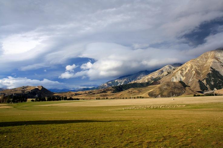 Photo taken June 2011 - Castle Hill, New Zealand