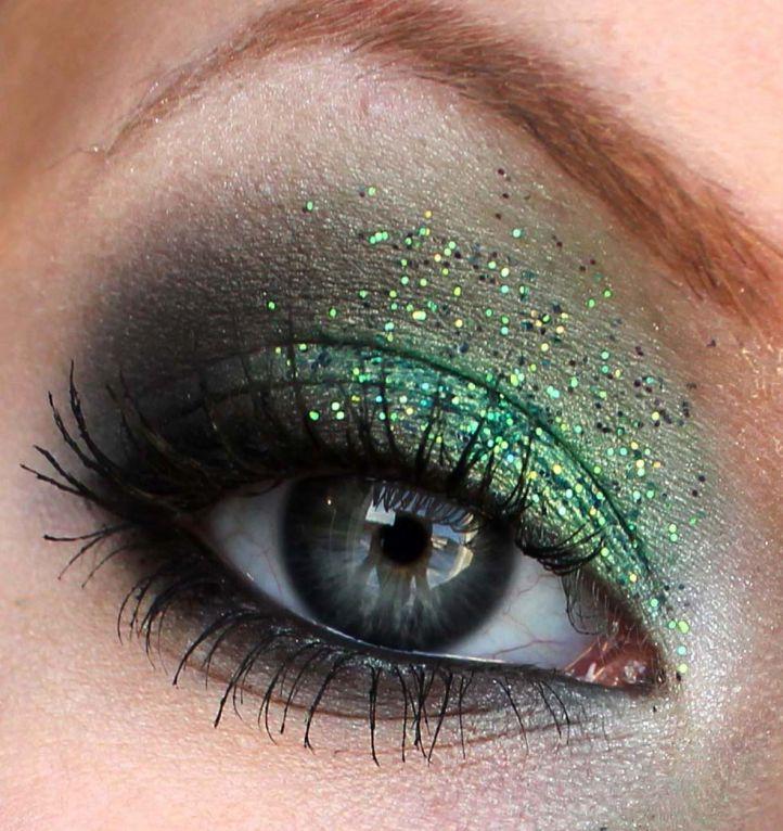 nice Красивый макияж для голубых глаз (50 фото) — Повседневный и вечерний образ пошагово