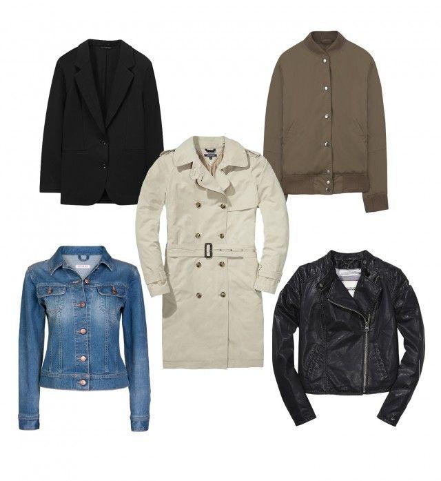 Mode Jassen Lente 2015 : Basic jassen voor de lente zomer http feeling be