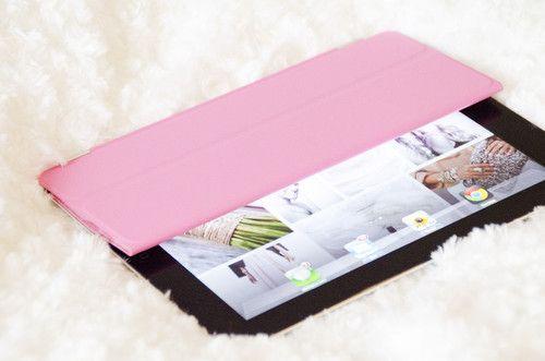 Pink & iPad