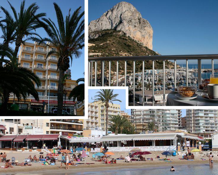 Hotel Porto Calpe ** ( Explanada del puerto, 7 - Puerto - #Calpe). Reserva ahora tu habitación en www.calpe.es