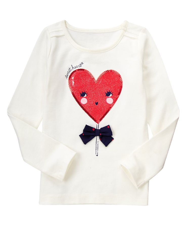 A sweet little t-shirt!