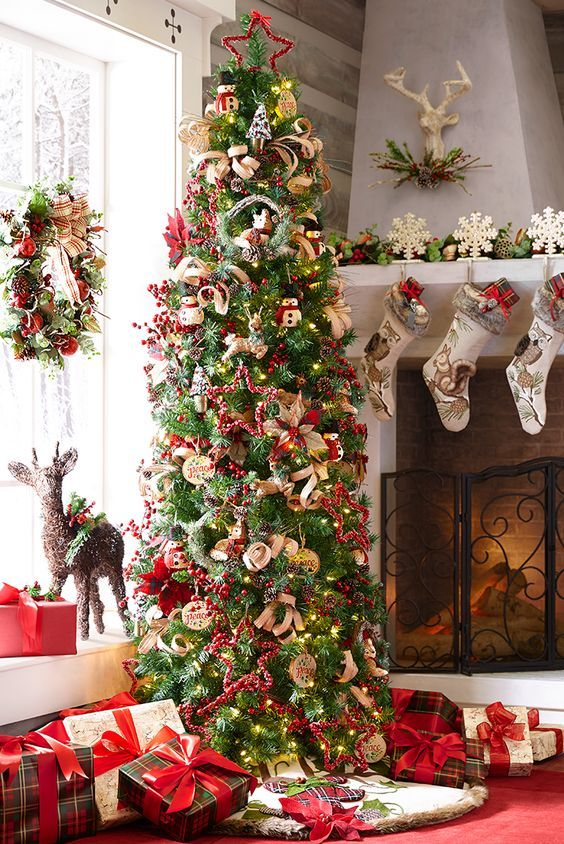 Every holiday season, the Christmas tree is the shining centerpiece of your home. And you can make it shine better than ever with Pier 1's amazing selection of Christmas tree decorations, tree toppers, picks and garlands. Select a holiday look, and transform your space into a festive wonderland that's all you.