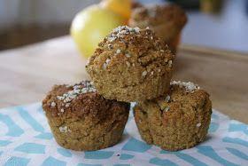 Lysa's kitchen : Lemon & Orange muffins- Muffin au quinoa citron & orange