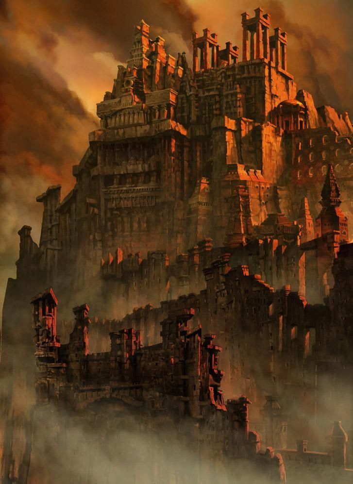 Abandoned Castle by MarieCrazyDove   History   Fantasy ... Смотреть Фильм Фантастика