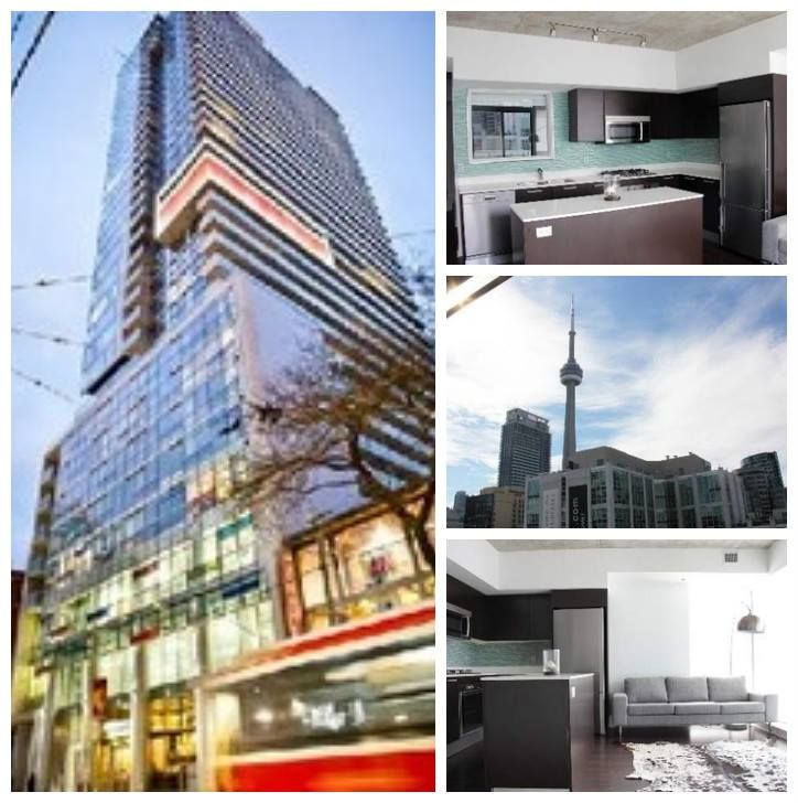 Steps away from the #BellLightbox is 375 King W.  Unit #1103 for sale $538,660. 1+1 Br, 2 Bath.  Contact the Armstrong Team for more details! #Toronto #TorontoCondos #RealEstate #KingWest