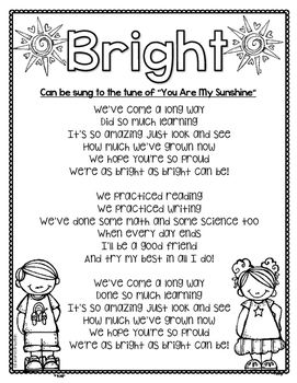 4e198e505e68d0a14c5f759b087e9440  kindergarten graduation program song lyrics - Songs For Kindergarten Graduation