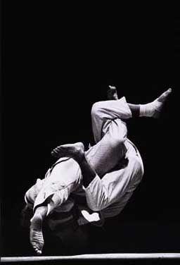 Ormond Gigli - Judo, Championship. Paris, 1951. S)