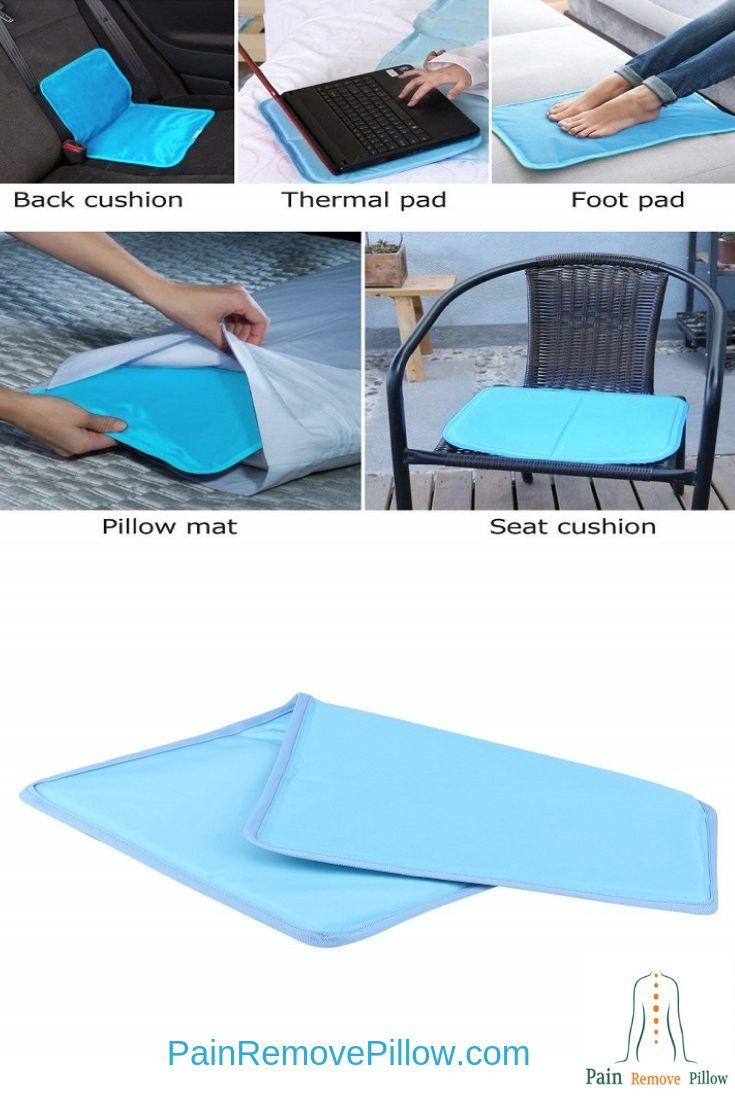 cooling pillow pad mat best pillow