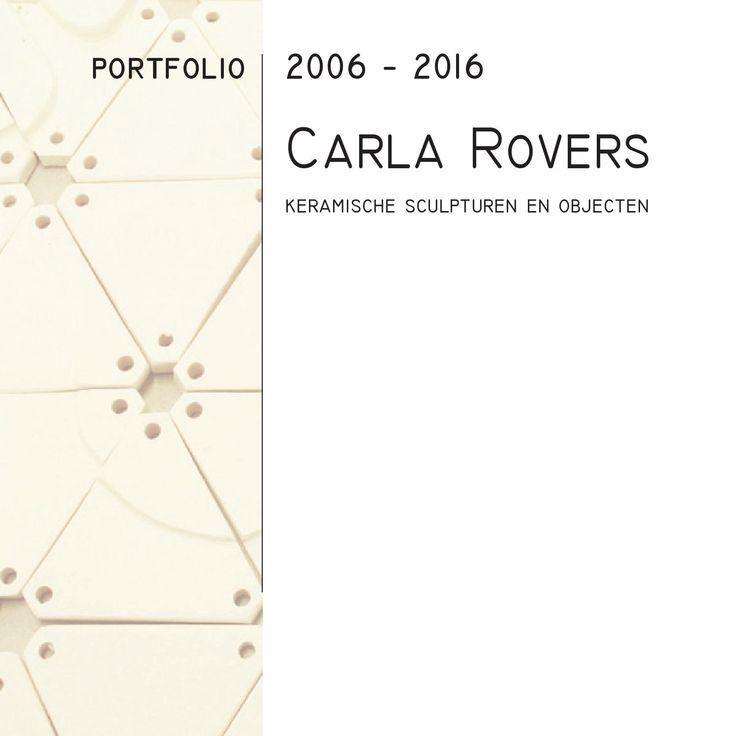 Portfolio Carla Rovers Keramische sculpturen en objecten