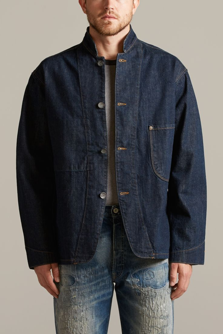 207 SAC COAT | Levi's Vintage Clothing