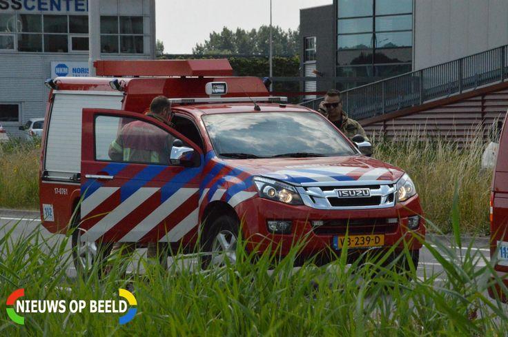 Berkel en Rodenrijs - Maandagmiddag 19 juni rond 13.45 uur is een autoambulance op een vrachtwagen geknald. Dit gebeurde op de Provincialeweg (N471) in Berkel en Rodenrijs. De hulpdiensten werden groo