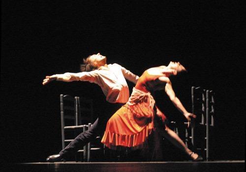 """carmen"" (movie danced to flamenco) Antonio Gades"