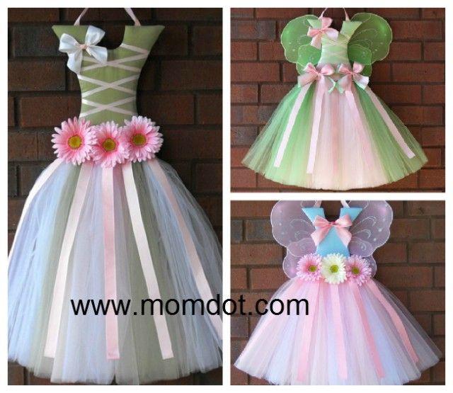 45 DIY Pretty and Fun Tutu Tutorials for Skirts and Dresses - Big DIY IDeas