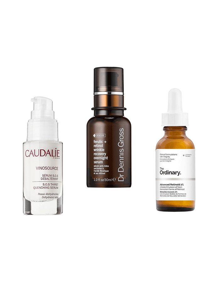 Over and Under $50: The Best Anti-Aging Serums via @ByrdieBeauty