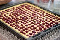 Kirsch-Pudding-Kuchen
