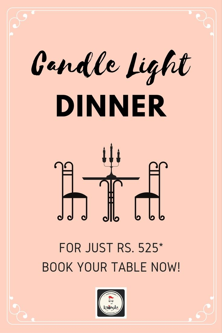 Dedicate These Romantic Evenings To The Ones You Love.   Special Candle Light Dinners For Our Special Guests Every Friday & Sunday.  Call Us At 02265821111 To Reserve Your Table!  #Candle #Romance #Love #Beautiful #Winter #Evening #Night #Girl #Boy #Food #Foodie #Passion