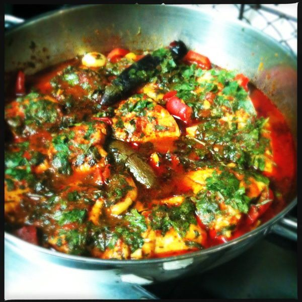 Moroccan fish thai food and recipes pinterest fish for Moroccan fish recipe