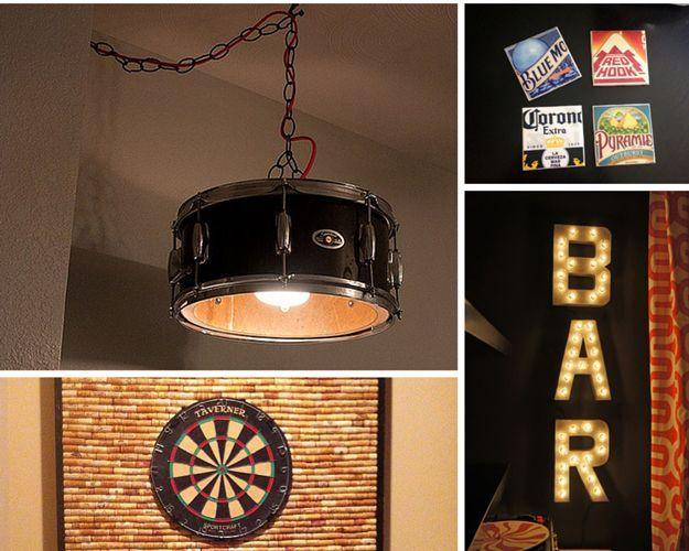Best 25 Small Man Caves Ideas On Pinterest Small Garage