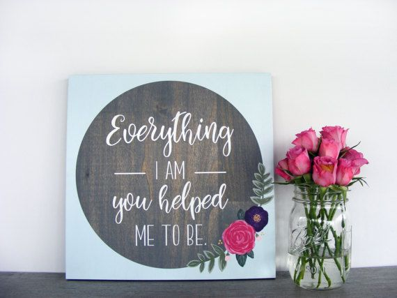 Best 25+ Mothers day gifts from daughter diy ideas on Pinterest ...