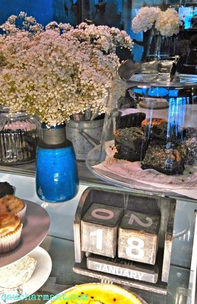 Brunch en Barcelona. Federal Cafe. Lugares con encanto. www.caucharmant.com