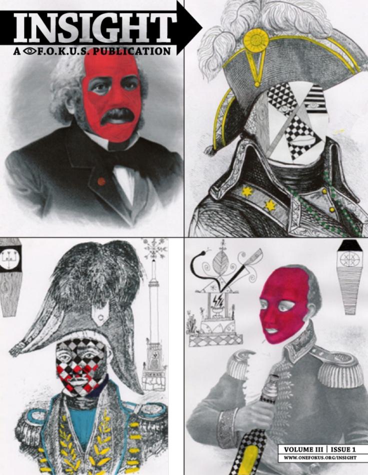 Haitian Generals by Alejandro Guzman