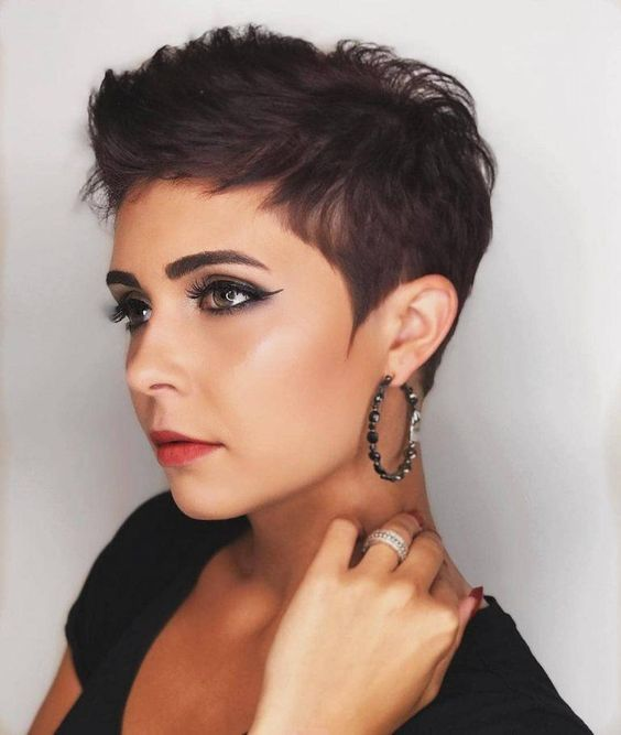 Beautiful Pixie Cuts for This Summer 2019