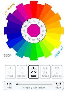 Online Color Schemer