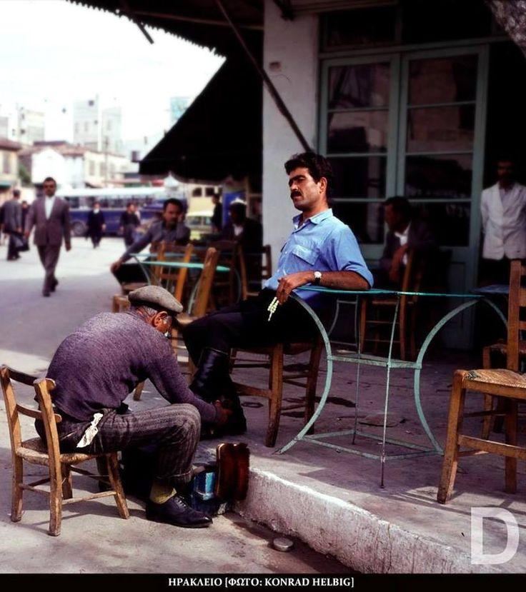 Ηράκλειο,1966.
