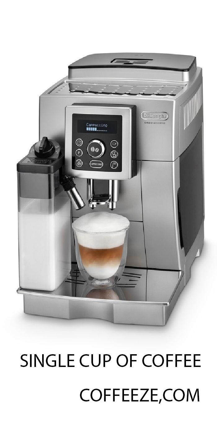 1 cup coffee machine