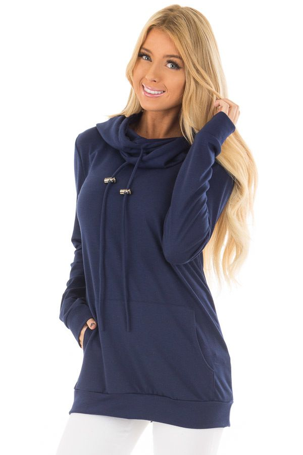 Lime Lush Boutique - Navy Hoodie with Kangaroo Pocket, $38.99 (https://www.limelush.com/navy-hoodie-with-kangaroo-pocket/)