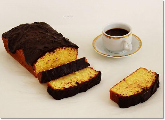 Gizi-receptjei.  Várok mindenkit.: Kevert sütemény csokoládémázzal.