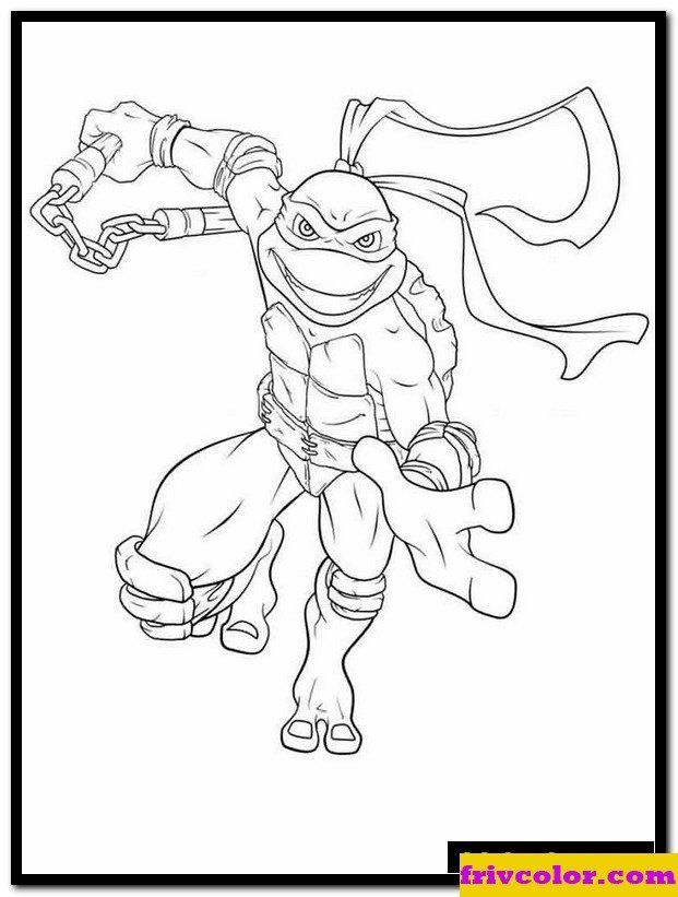 Ninja Turtle Free Coloring Pages Ninja Turtles 12 Friv Free Coloring Pages For Children Turtle Coloring Pages Ninja Turtle Coloring Pages Coloring Pages