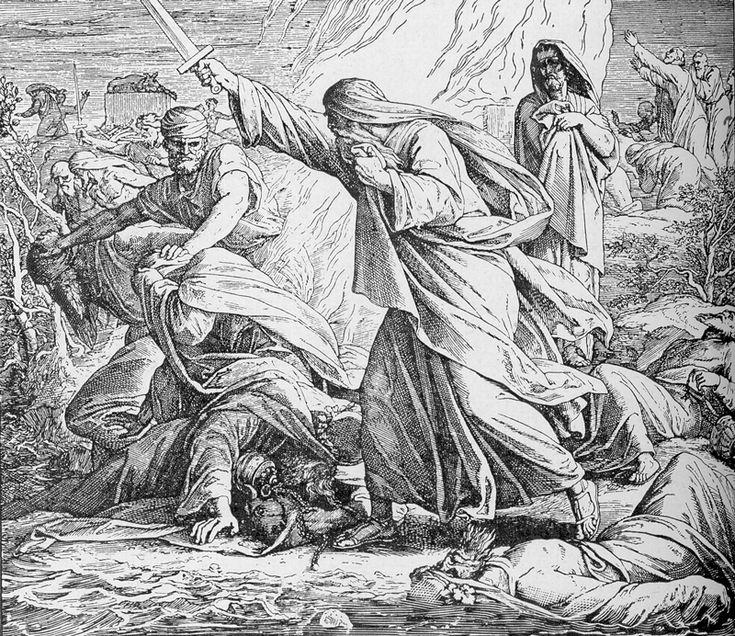 Bibel Elia