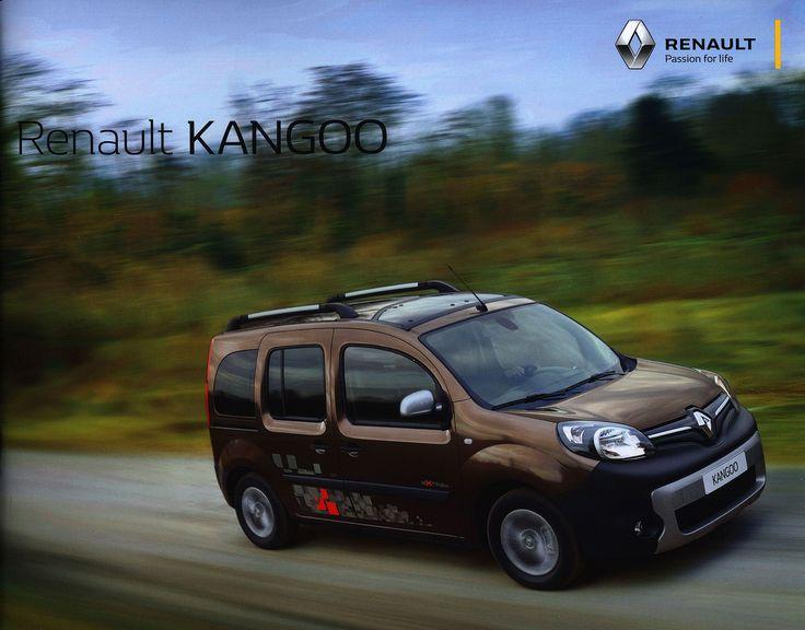 https://flic.kr/p/MmNLD7 | Renault Kangoo; 2016_1