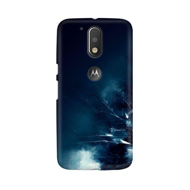 Black Wallpaper Moto G4 G4 Plus Mobile Case - ₹399.00 INR