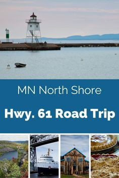 "Guide to a great Minnesota North Shore road trip along Hwy 61. Dine at nationally acclaimed restaurants, tour galleries and shops, and explore ""hidden Hwy 61"" beaches or one of beautiful Minnesota state parks."