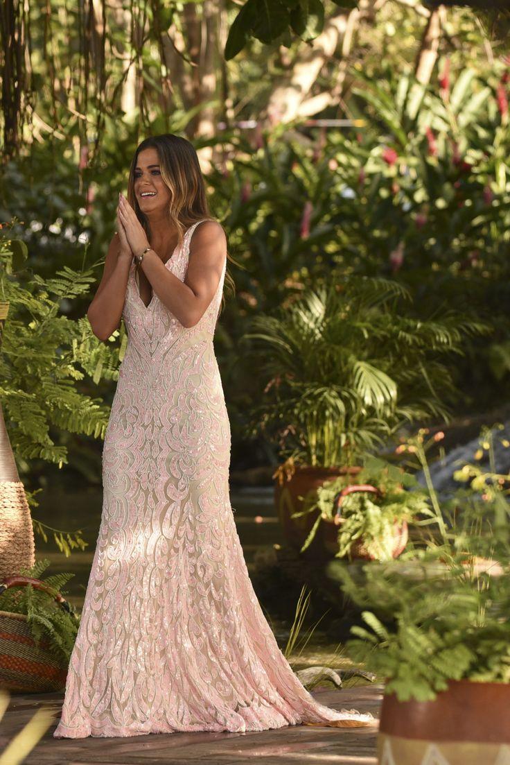 Bachelorette 2015 Contestants Bride Dresses
