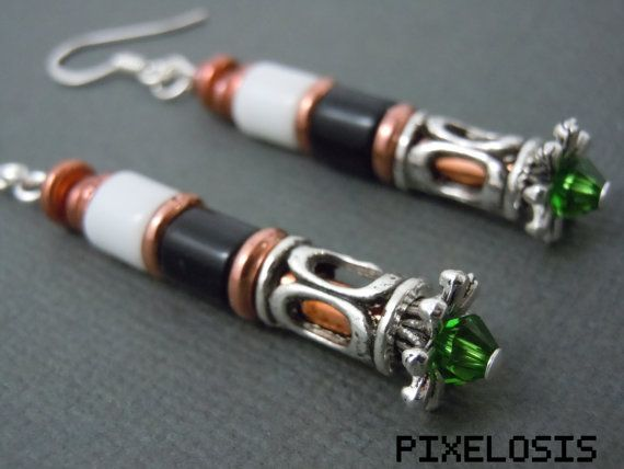 Hey, I found this really awesome Etsy listing at https://www.etsy.com/listing/224623292/sonic-screwdriver-inspired-earrings