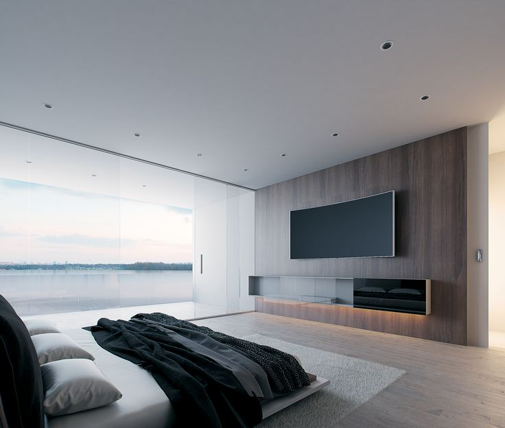 #luxury #luxe #villa #lifestyle #mainbedrrom #creato #ultramodern #france #amazing #architecture #home #terrace #contemporary #style #beautiful #crazy #renderings #bed