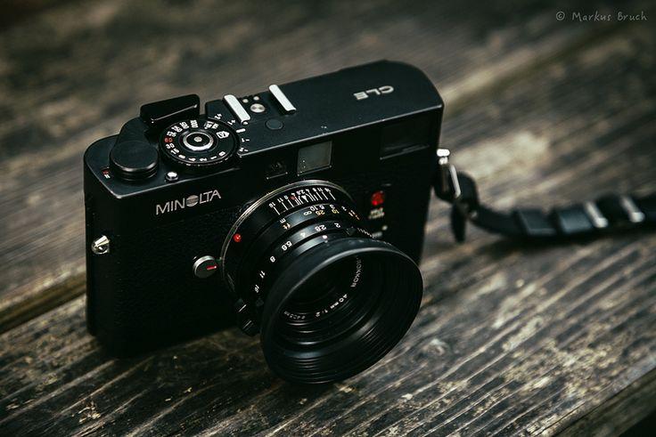 Minolta CLE w/ Rokkor 40mm 1:2