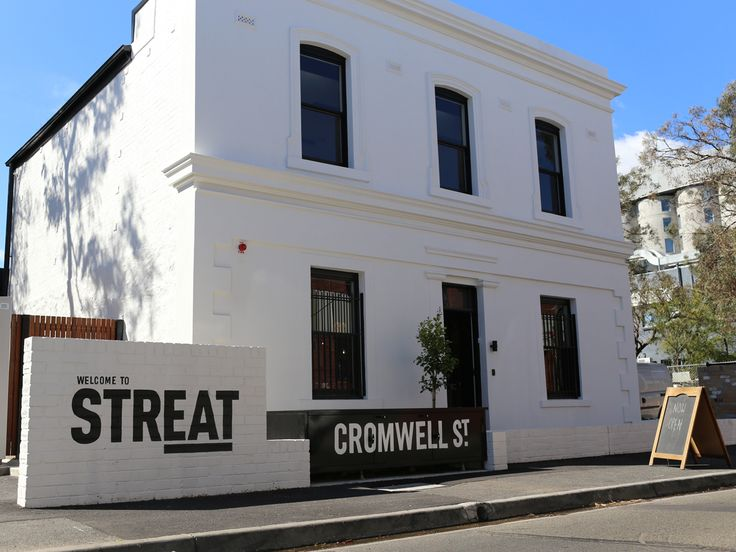 In Melbourne, Doing Good—And Tasting Good—At STREAT Cromwell http://sprudge.com/cromwell-streat-110285.html