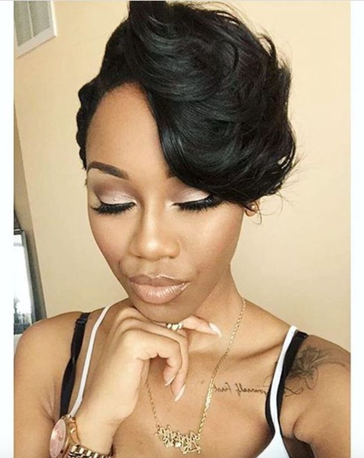 Dope cute @trishhlee - http://community.blackhairinformation.com/hairstyle-gallery/short-haircuts/dope-cute-trishhlee/