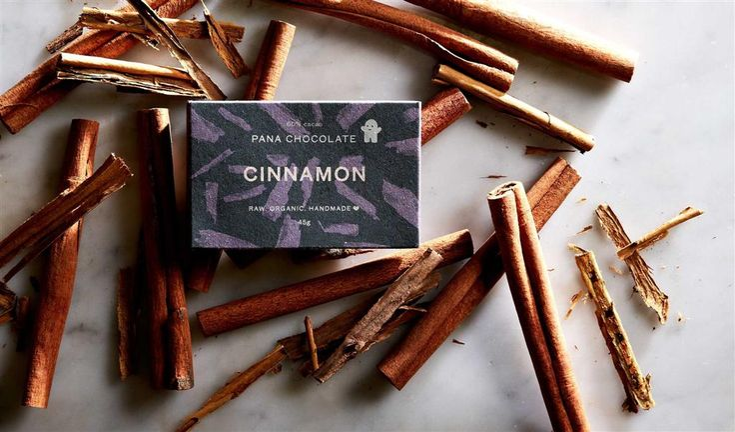 Pana Chocolate Cinnamon