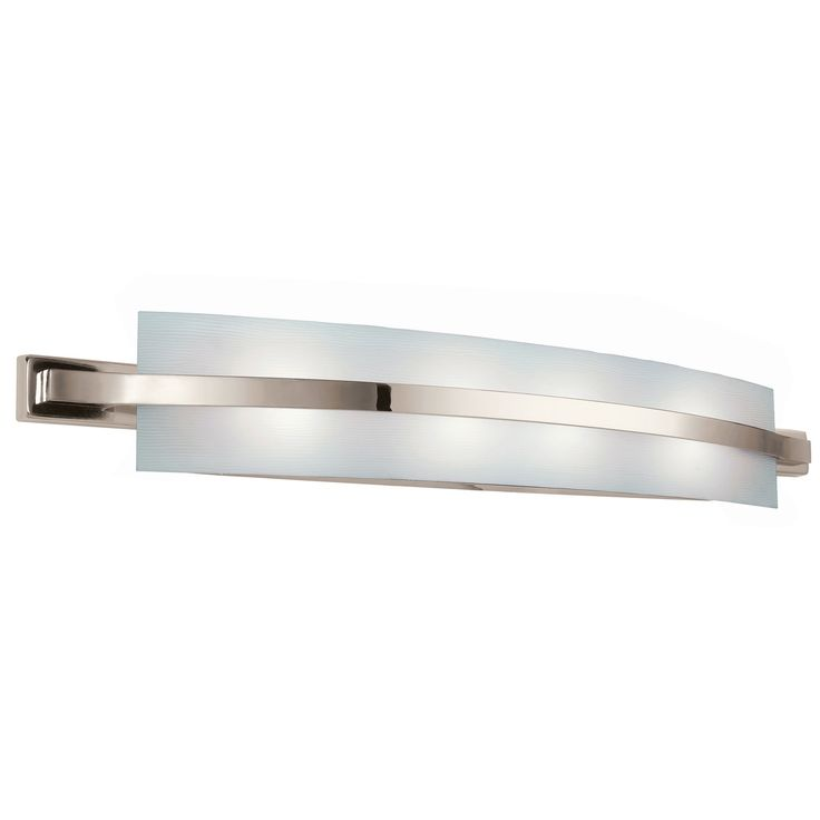 one light bath fixture modern bathroom - Contemporary Bathroom Light Fixtures