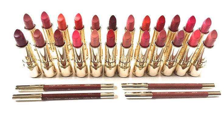 Review Clarins Joli Rouge Lipsticks (& win)