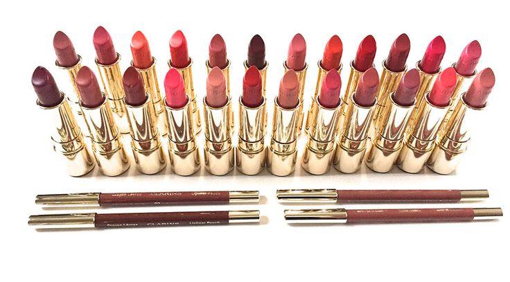 Review Clarins Joli Rouge Lipsticks (& win)
